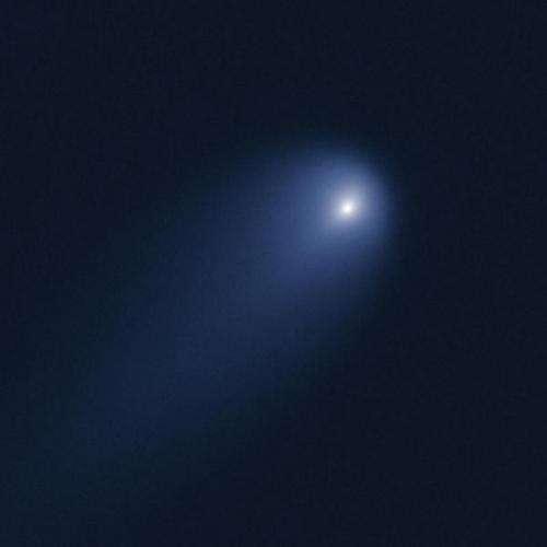 Comet C/ISON details emerge as it races toward the Sun