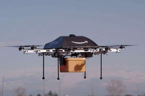 Commercial drones on the horizon