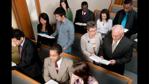 Congregations' smaller racial groups feel less belonging and are less involved, study finds