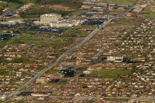 Could global warming change tornado season, too?