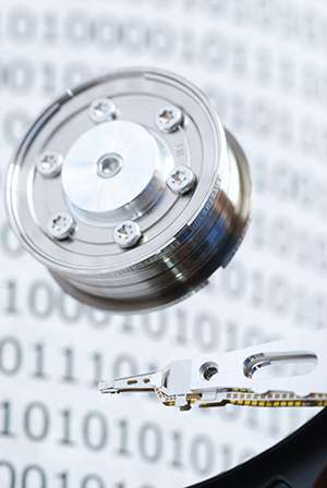 Data storage: Making the switch