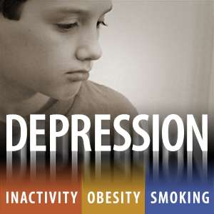Depression in kids linked to cardiac risks in teens