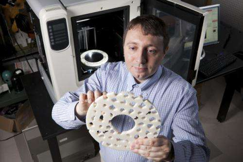 Do-it-yourself invisibility with 3-D printing