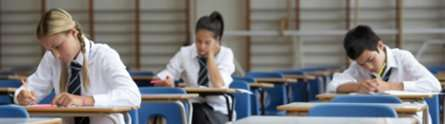 Early behavioural problems linked to lower GCSE grades