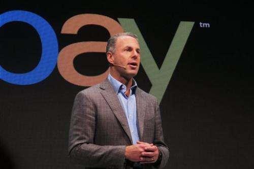 eBay: We don't share customer data with NSA
