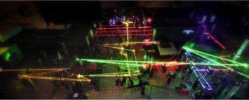 Electron 'spin' key to solar cell breakthrough
