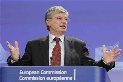 EU execs back OK for genetically modified maize