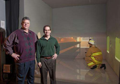 Experienced firefighters are more analytical under stress than novices, according to study