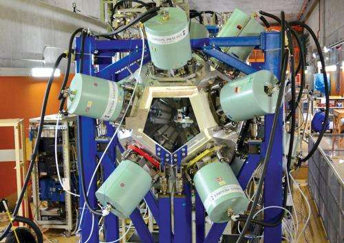 Experiments on neutron-rich atomic nuclei could help scientists to understand nuclear reactions in exploding stars
