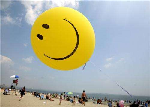 Experts urge US to measure, pursue our happiness