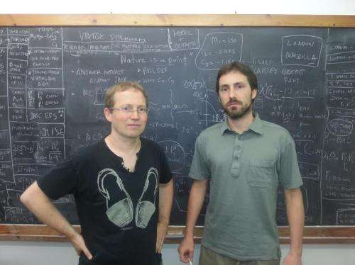 First experimental signs of a New Physics beyond the Standard Model
