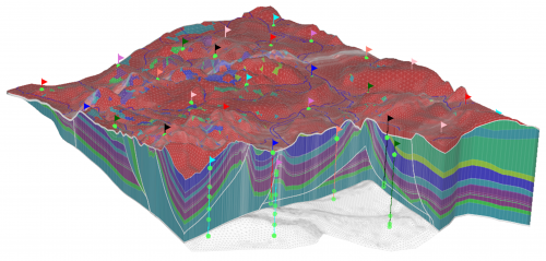 Fraunhofer SCAI's leading software SAMG accelerates groundwater simulations