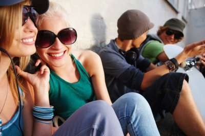 Friendships reduce risky behaviors in homeless youth