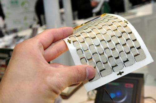 Fujifilm breaks record with thermoelectric material