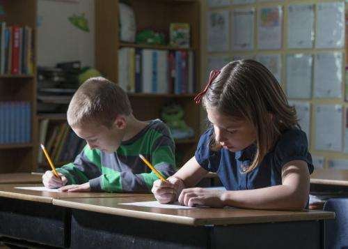 Gender gap disappears in school math competitions, study shows