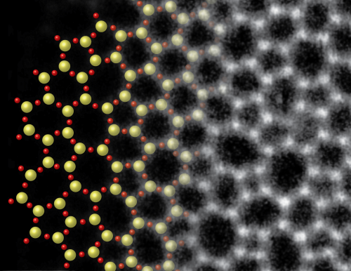 Guinness record: World's thinnest glass is just two atoms thick