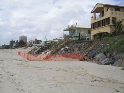 Iconic beach resorts may not survive sea level rises
