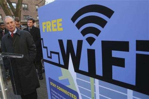 Google to offer public Wi-Fi in NYC neighborhood