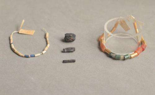 Earliest known iron artifacts come from outer space