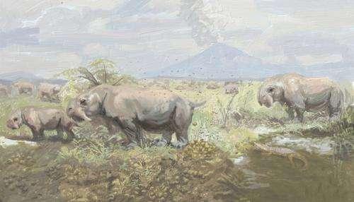 How I found the world's oldest communal dinosaur toilet