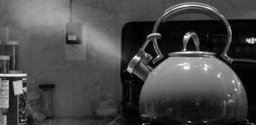 How the kettle got its whistle