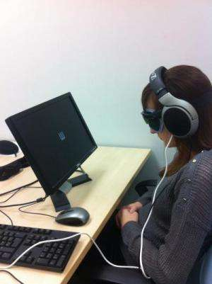How well can you see with your ears? Device offers new alternative to blind people