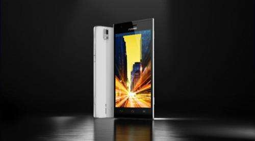 Huawei reveals 'fastest smartphone in the world'