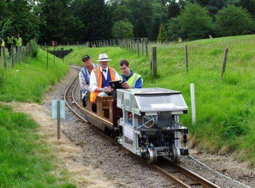 Hydrogen could save regional railways