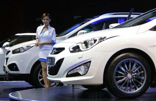 Hyundai to market hydrogen vehicle next year