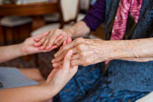 Predicting mortality amongst older care home residents