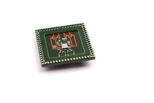 Imec demonstrates low power beamforming transceiver chipset  for 60GHz multi-Gbit wireless ...
