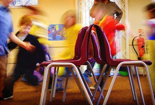 Improving behaviour in children with autism [research]