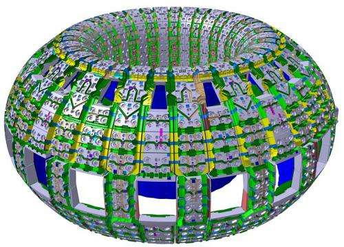 ITER blanket technology approved