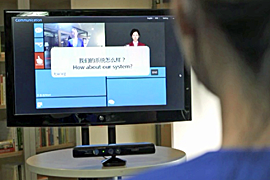Kinect Sign Language Translator expands communication possibilities for the deaf