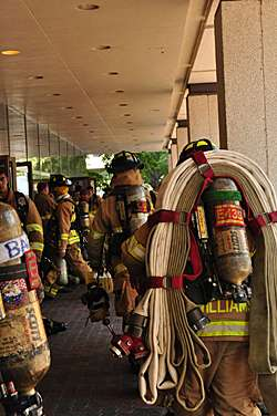 Landmark high-rise fire study evaluates effectiveness of crew sizes, elevator use