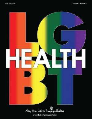 LGBT identity data in health records would improve care, reduce disparities