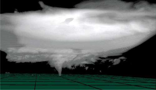 Long-term federal investments improve severe weather prediction