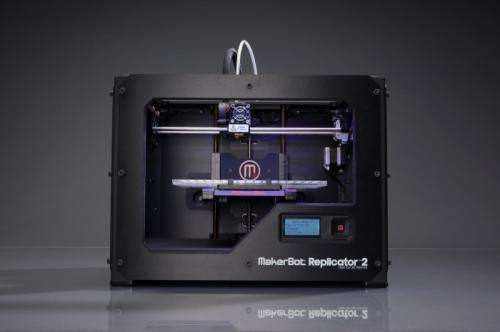MakerBot printers come to more Microsoft stores