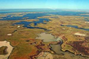Mapping human activity in the last glacial maximum