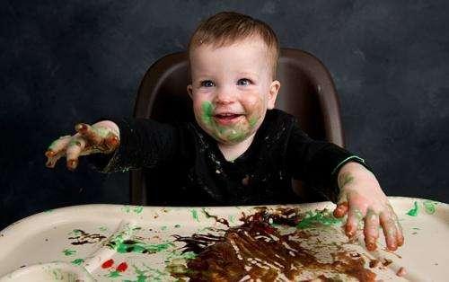 Messy children make better learners
