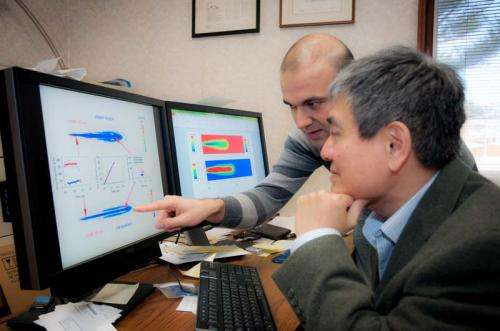 Model allows engineers to test fuel system efficiency on computers