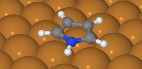 Movement of pyrrole molecules defy 'classical' physics