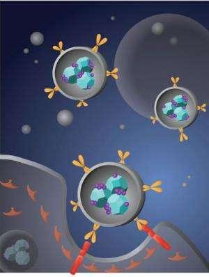 Nanodiamonds could improve effectiveness of breast cancer treatment
