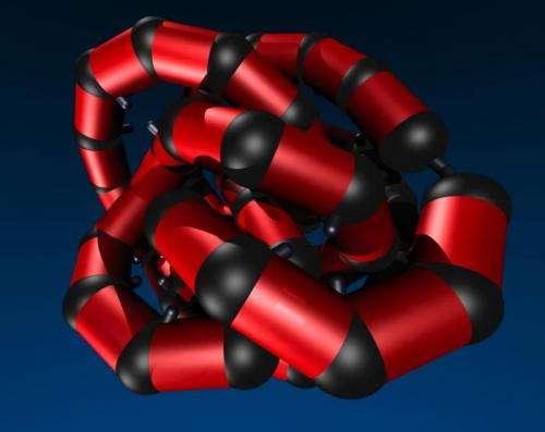 Nano-machines for 'bionic proteins'