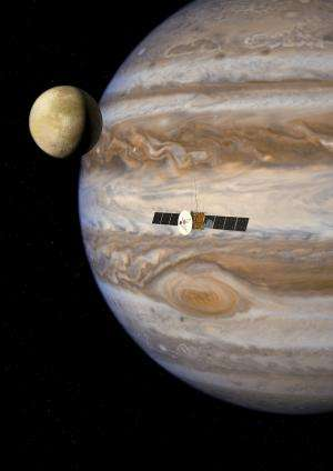 NASA and JPL Contribute to European Jupiter Mission