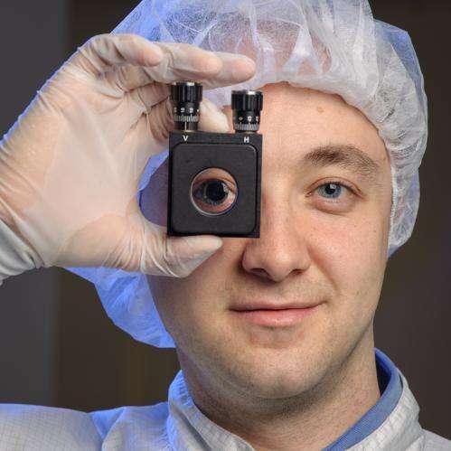 NASA designs new space telescope optics