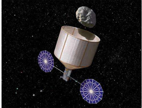 NASA's asteroid initiative benefits from rich history