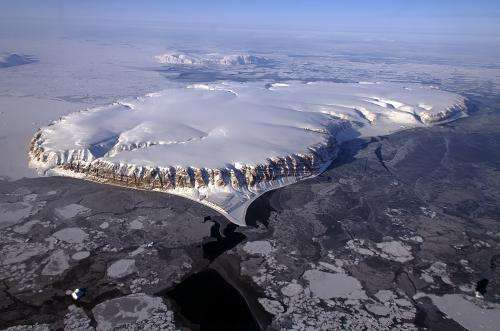 NASA's IceBridge finishing up successful Arctic campaign