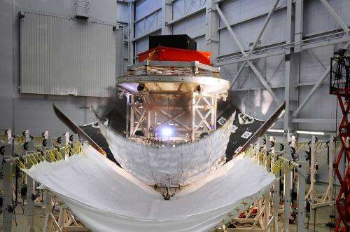 NASA's Orion sees flawless fairing separation in second test