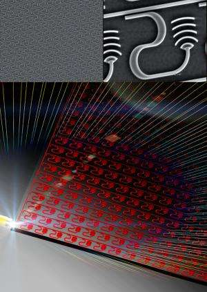 New 2-D optical phased array technology to enable advanced LADAR, other defense applications